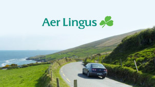 London to Dublin Flights from £30 at Aer Lingus
