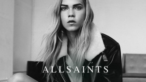 Free Delivery on Orders Over £150 at AllSaints