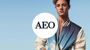 25% Off AEO And Aerie Collection at American Eagle Outfitters