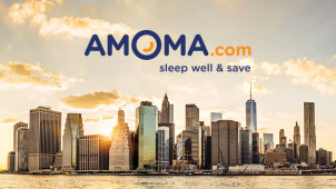 5% off Hotel Bookings at AMOMA.com