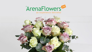 15% Off All Orders for Mother's Day at Arena Flowers