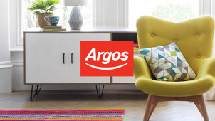 25% Off Homeware Orders Over £25 at Argos
