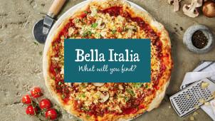 50% Off Mains at Bella Italia