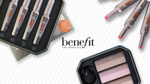 10% off Orders Over £50 at Benefit Cosmetics