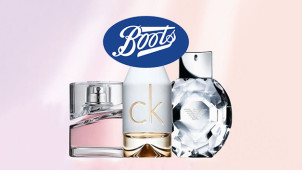 £10 Off Selected Fragrances at Boots