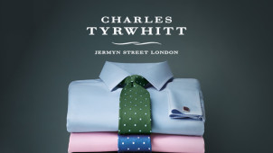 10% Off Orders Plus Free Delivery at Charles Tyrwhitt