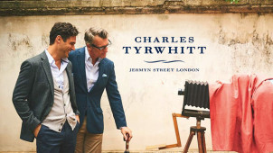 Save 40% in the Sale at Charles Tyrwhitt