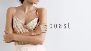 Free Delivery on Orders Over £125 at Coast