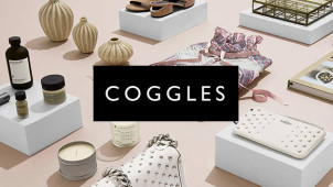 25% Off Orders Over £200 at Coggles