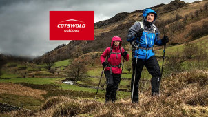 Great Savings on Camping and Tent Orders at Cotswold Outdoor