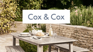 20% Off Orders at Cox & Cox