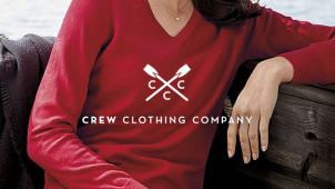 10% off Orders plus Free Delivery at Crew Clothing