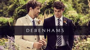 10% off Online Orders at Debenhams Wedding Insurance