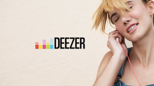 3 Months Unlimited Music Only 99p with Deezer