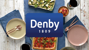20% Off Selected Glassware at Denby