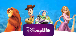 Free 7 Day Trial at DisneyLife