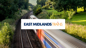 60% Off Kids with a Family & Friends Railcard Plus 1/3 Off Adult Fares at East Midlands Trains