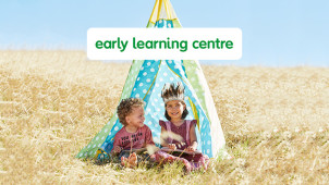 20% Off Birthday Buys with Big Birthday Club Sign-up at ELC