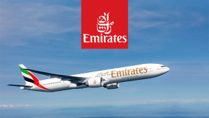 Find 70% Off Selected Bookings at Emirates