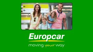 Enjoy 25% Off Summer Car Hire at Europcar