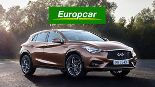 One Way Car Hire from £1 at Europcar