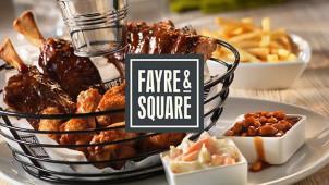 30% off Mains at Fayre & Square