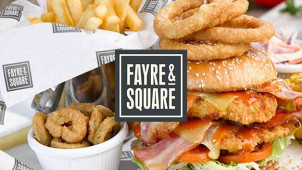 Kids Eat for £1 at Fayre & Square