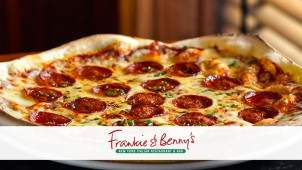 2 for 1 on Main Courses at Frankie & Benny's