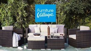Find 50% Off Beautiful Sofas, Dining, Beds and Accessories at Furniture Village