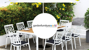 New Season Ranges from £9 at Garden Furniture World