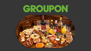 £5 Off Your First Local Deals Over £20 at Groupon
