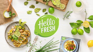 50% Off First 2 Boxes at HelloFresh
