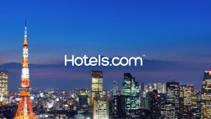 Up to 40% Off Bookings in the Spring Sale at Hotels.com