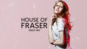 Up to 50% Off All Departments in the End of Season Sale at House of Fraser