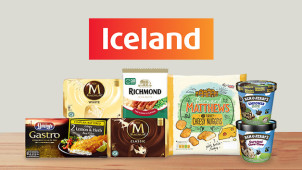 £4 off Orders Over £40 at Iceland
