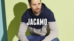 10% Off First Orders Plus Free Delivery at Jacamo
