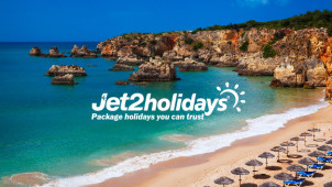 £100 off Per Person on Selected All Inclusive Holidays at Jet2holidays