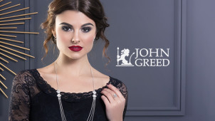 Up to 60% off in the Sale at John Greed Jewellery