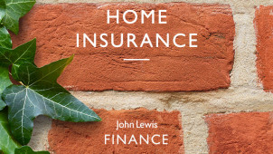 20% Off Home Insurance When You Buy Online at John Lewis Finance - New Customers Only