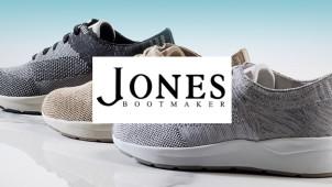 Up to 50% Off Men's Trainers at Jones Bootmaker