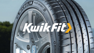 Exclusive Online Tyre Pricing at Kwik Fit