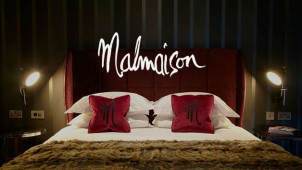 Bed, Bubbles and Breakfast Packages from £85 at Malmaison