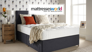 Up to 50% off in the Sale at MattressesWorld