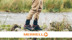 15% off Orders at Merrell