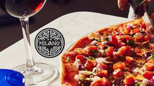 25% Off Food Bill at Milano