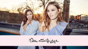 Extra 20% Off Plus Exclusive Free Delivery in the Up to 70% Off Sale at Miss Selfridge