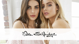 Up to 50% Off Selected Lines + Exclusive Free Delivery with Miss Selfridge