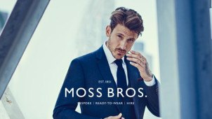 50% Off in the Sale at Moss Bros