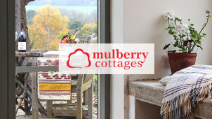 Up to 25% off Couples Hotel Bookings at Mulberry Cottages