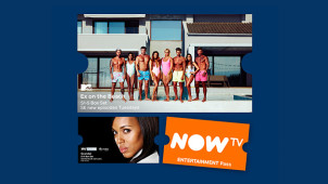 Free 14 Day Entertainment Trial + £5 Retail Voucher with £6.99 Pass at NOW TV